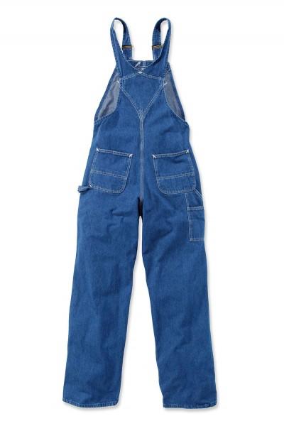 Carhartt - Washed Denim Bib Overall
