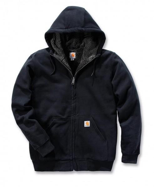 Carhartt - Colliston Sherpa Lined Zip Front Sweatshirt