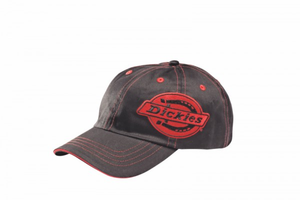 Dickies Bestickte Baseball-Caps Preston (12er-Pack)