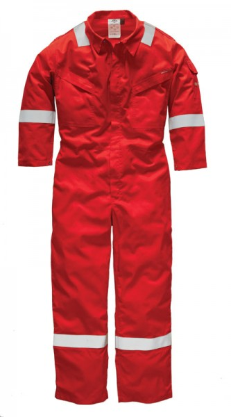Dickies leichter Overall Firechief