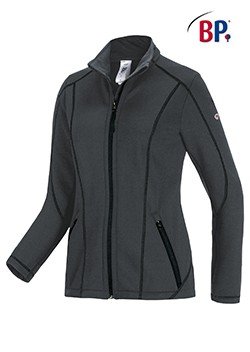 BP Stretch-Fleecejacke für Damen