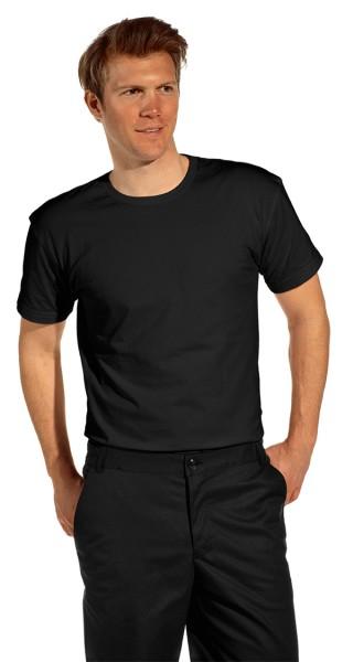 Leiber T-Shirt, Rundhals