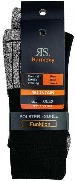 """FUNKTIONSSTRUMPF """"MOUNTAIN"""" 2er Pack"""
