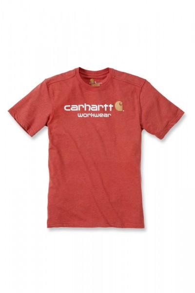 Carhartt - Core Logo Short Sleeve T-Shirt