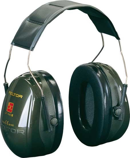 Optime II Gehörschutzkapsel 3M PELTOR®