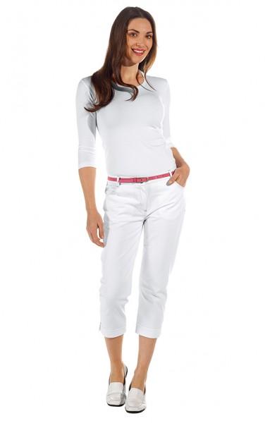 Leiber 7/8 Damenhose, Five-Pocket-Form