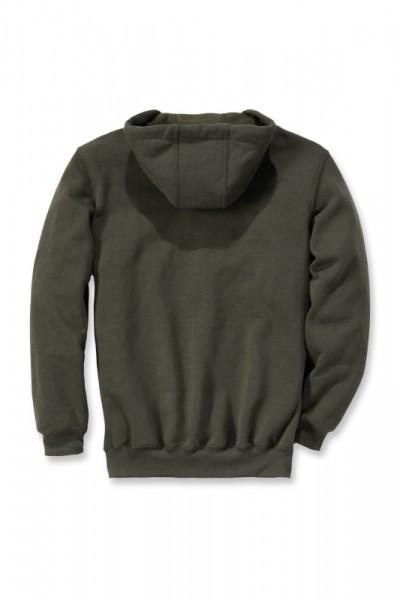 Carhartt - Midweight Hooded Zip Front Sweatshirt