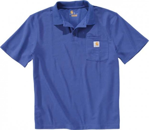 Carhartt Contractor´s Work PocketTM Polo